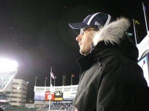 me @ yankee stadium